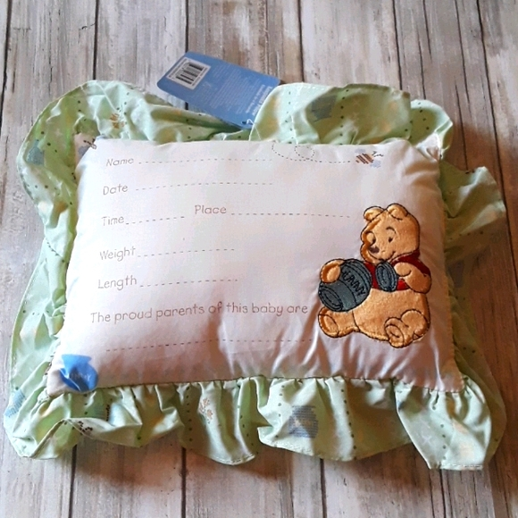 Winnie the pooh Baby Pillow